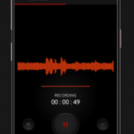 voice recorder v2.0[Mod][Ads-Free] APK Free Download