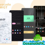 Avocado KWGT v2020.Jan.06.20 (Paid) APK Free Download