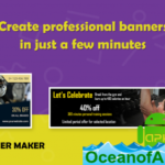 Banner Maker,Web Banner Ads, Roll Up Banners PRO v15.0 APK Free Download