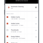 CCleaner v4.20.3 [Professional] [Dark Mod] APK Free Download