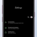 Dark Material Samsung [Synergy][Substratum] vrs199 [Patched] APK Free Download