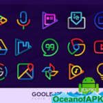 Fluid Icon Pack v1.0.0 [Patched] APK Free Download