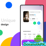 Modern UI for KWGT v4.1 [Paid] APK Free Download