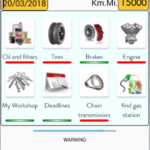 Motorbike Organizer 2, Motorcycle and Maintenance v6.5.76 [Paid] APK Free Download