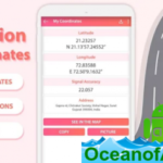 My Location – GPS Coordinates v1.2 [Ad-Free] APK Free Download