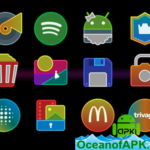 Nadeon – A Neon Icon Pack v#prayforaus [Patched] APK Free Download