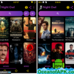 Night Owl – FREE Latest Movies & Series v7.1 [Mod] APK Free Download