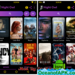 Night Owl – FREE Latest Movies & Series v7.4.1 [Mod] APK Free Download
