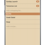 Our Groceries Shopping List v3.4.6 [Premium] APK Free Download