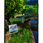 Parallax Nature: Summer Day XL 3D Gyro v1.0.7 [Patched] APK Free Download