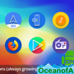 PieCons – Ultimate Android Pie Icon Pack v2.5 [Patched] APK Free Download