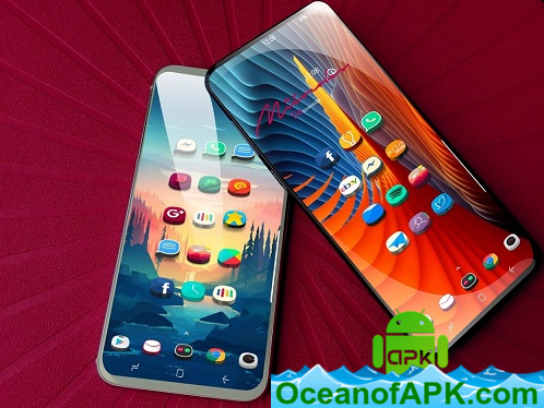 Popsicle 3d Android 10 Icon Pack Hd Wallpaper Pack Vandroid 10 P Apk Free Download Oceanofapk