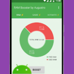 RAM & Game Booster by Augustro v4.1 pro [Paid Patched] APK Free Download