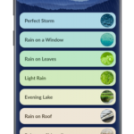 Rain Sounds – Sleep & Relax v3.4.0 [Premium] APK Free Download