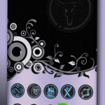 The Azulox Icon Pack (Dark version) v45.0 [Patched] APK Free Download