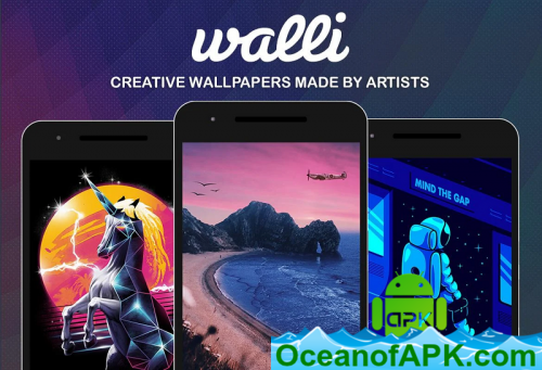 Walli - 4K, HD Wallpapers & Backgrounds v2.8.0 build 140 ...