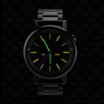 Watch Face: Pulse Glow Neon – Wear OS Smartwatch v1.1.26 [Paid] APK Free Download