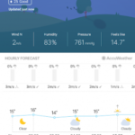 Weather Mate (Weather M8) v1.5.5 [AdFree] APK Free Download