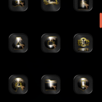 Black Mamba icon pack v1.2 [Patched] APK Free Download