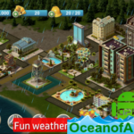 City Island 4- Sim Town Tycoon v2.1.0 (Mod Money) APK Free Download