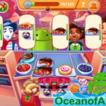 Cooking Craze v1.52.0 (Mod Money) APK Free Download