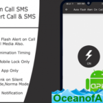 Flash on Call and SMS : Automatic flashlight v1.0.2 [Ads-Free] APK Free Download