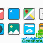 Flat Square – Icon Pack v3.9 [Patched] APK Free Download