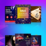 Flyer Maker,Poster Creator,Card Designer v27.0 [PRO] by photo studio APK Free Download