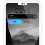 Frizzy KWGT v5.5 [Paid] APK Free Download