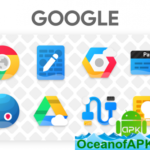 Glaze Icon Pack v6.1.0 [Patched] APK Free Download