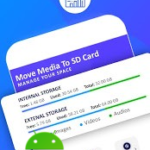 Move Media Files to SD Card: Photos, Videos, Music v1.3 [PRO] APK Free Download