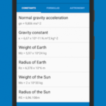 Physics v2.0.1 APK Free Download