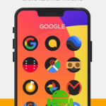 Pixel Pie DARK Icon Pack v2.8 [Patched] APK Free Download