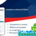 Reverso Translate and Learn v9.6.0 [Premium][Mod] APK Free Download