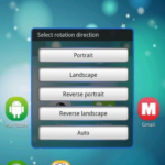 Screen Rotation Control v1.1.1 [AdFree Mod] APK Free Download