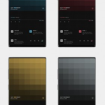 Squares theme for KLWP v1.0.0 APK Free Download