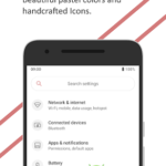 [Substratum] Outline Theme v36 Unreleased [Patched] APK Free Download