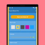 Touch Block Pro v1.2.5 [Paid] APK Free Download