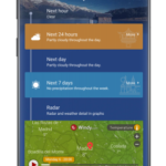 Weather Forecast Pro: Timeline, Radar, MoonView v3.20.02.25 [Paid] APK Free Download