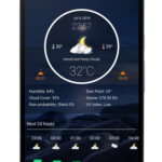 Weather Pro – Weather Real-time Forecast v1.2 [Paid] APK Free Download