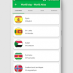 World map atlas 2019 – offline world map 2019 v.20 [Ads-Free] APK Free Download