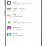 1Password – Password Manager and Secure Wallet v7.5 [Pro] [Mod] [SAP] APK Free Download