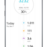 Accupedo+ pedometer – step counter v3.7.8.G [Premium] APK Free Download