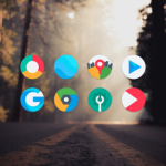Alexis Pie Icon Pack – Clean and Minimalistic v9.5 [Patched] APK Free Download