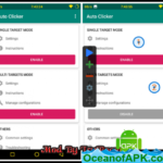 Auto Clicker Automatic tap v1.3.2 [Mod] APK Free Download
