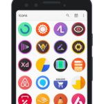 Axiom – Adaptive Icon Pack v1.7 [Patched] APK Free Download