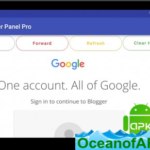 Blogger User Panel Pro v2.0.1 APK Free Download