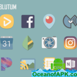 Blutum – Icon Pack v1.1.0 [Patched] APK Free Download