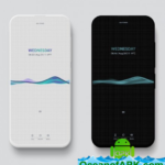 CALMWAVE Animated theme for KLWP v1.0.3 (Paid) APK Free Download