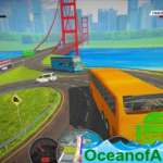 Coach Bus Driving Simulator v4.9 (Free Shopping) APK Free Download